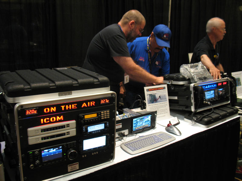 NovexComm - Radio Rack Mounts